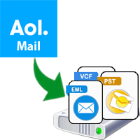AOL mail backup