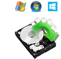 recover lost data of hard drive
