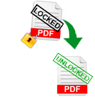 unlock restricted pdf files