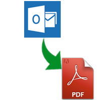 Save Outlook 2010 to PDF