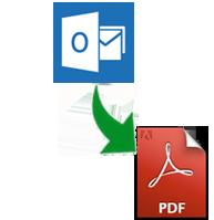 pst to pdf conversion