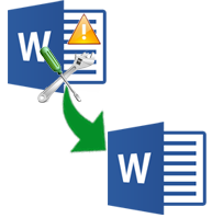 recover word file